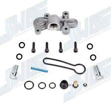 03-07 Ford 6.0 6.0L Powerstroke Diesel Fuel Pressure Blue Spring Banjo Bolt Kit