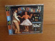 20 Hits Original Artists : HOT DIGGITY : It's The Fabulous 50's : PLS CD 312