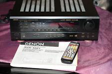 Denon AVR-1601/DolbyDigital/DTS/Heimkino Receiver/Fernbedienung/Bedienungsanl.
