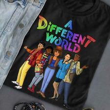 A Different World Short Sleeve T-Shirt