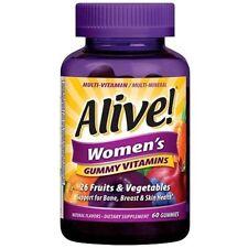 Alive Multivitamin Women Gummy 60ct