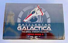 New listing Eaglemoss Battlestar Galactica Viper Mark Ii Ship-Nib