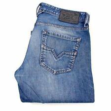 Larkee Hosengröße 33 Herren-Jeans in Plusgröße