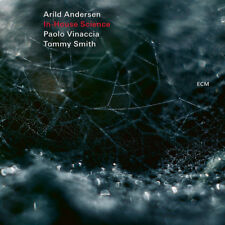 Arild Anderson/Paolo Vinaccia/Tommy Smith : In-house Science CD (2018)