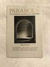 PARABOLA  The Magazine of Myth and Tradition   Vol 13, #3  Aug 1988   PERFECT