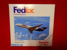 HERPA    BOEING  727-200   REF 503099   1/500
