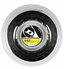 (0,29 €/m) DUNLOP S-well 17 1,25 mm 200 M Tennis Strings Tennis Strings