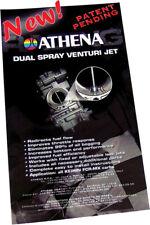 ATHENA P400000180002 Dual Spray Venturi Jet Kit for Keihin FCR-MX Carburetors