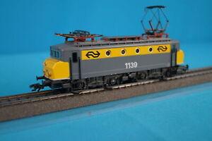 Marklin 3324 NS Electric Lok Br 1100 Grey-Yellow OVP