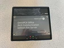 Alcatel Lucent RCE Fax server appliance - Windows 7 OS 3JE01100AB W/O POWER CORD