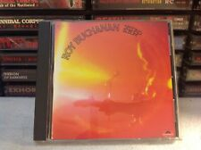ROY BUCHANAN SECOND ALBUM RARE ELECTRIC  BLUES CD '90 POLYDOR JOE BONAMASSA
