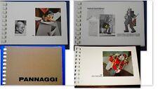 Ivo Pannaggi Libro d'Artista Futurismo Macerata Marinetti OSLO 1962