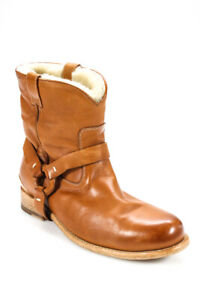 Ariat Womens Two24 Shearling Lined Ankle Boot Tan Size 9