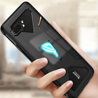 For ASUS ROG Phone 2 Slim TPU Protective Case Shockproof Back Cover Shell Skin