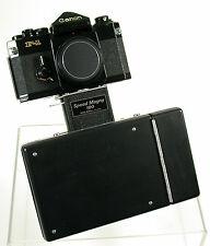 Canon f-1 f1 ALT old pola Mikami Speed Magny 100 Nikon nkk 2,8/50 vintage Rare