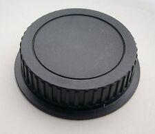 POSTERIORE Copriobiettivo per Canon EF e EFD lenti.