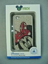 Disney Parks MINNIE MOUSE Disneyland Resort Cell Phone Case iPhone 4S NEW
