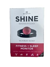 NEW Victoria's Secret Pink MISFIT SHINE Fitness & Sleep Activity Tracker Monitor