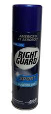 Right Guard Aerosol Sport Powder Dry Antiperspirant - 6 Ounce, 1-Each