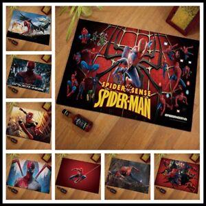Rugs Anti-Slip RUG Soft Carpet Mat Living Room Floor Bedroom Marvel Avengers Rug