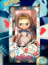 In Stock Now Middie Blythe Doll Pebble Cakes & Shrinking Alice Middie Doll