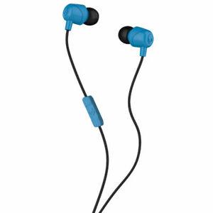 Skullcandy JIB In-Ear Wired Earbuds Headphones w/Mic- Blue/Black