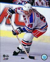 "Wayne Gretzky New York Rangers NHL Action Photo (Size: 8"" x 10"")"