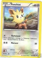 Pokémon n° 120/149 - PONCHIOT - PV60   (A1549)