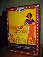 MUSICAL CARMEN JONES DVD NUOVO SIGILLATO OTTO PREMINGER **