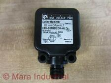 Culter Hammer E65-SMSD200-HLD Sensor E65SMSD200HLD Damaged - Used