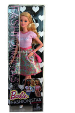 Barbie Fashionistas #2 Dream Floral BCN36 Doll