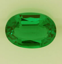 Very Good Cut Oval Loose Emeralds