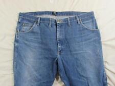 Wrangler 47MWZPW Faded Denim Jeans Tag 44x30 Measure 44x29.5 Cowboy