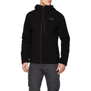 North Face Mens Waterproof Black Lightweight Jacket