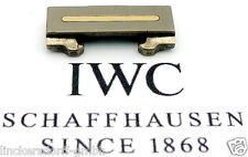 IWC TITAN GOLD ELEMENT für SPORTIVO - 17 mm - aus den 1980er Jahren
