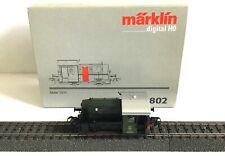MARKLIN HO 36802 LOCOMOTIVA DA MANOVRA KOF SERIE 1011 CFL DIGITAL COME NUOVA