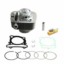 Piston Cylinder Gasket Top End Rebuild Kit for Yamaha Warrior 350 YFM350 87-04