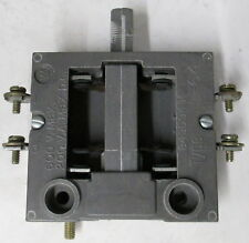 Westinghouse 843D943 Type L-64 Contact Block 1NO 1NC