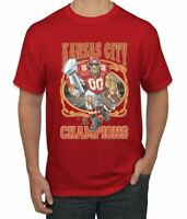 Kansas City Champions 2020 KC Fan  Sports Graphic T-Shirt