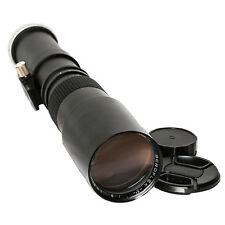Beroflex 500mm 1:8,0 Teleobjektiv für Canon FD vom Händler