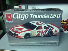 Amt 1/25 #21 Citgo Thunderbird with Dale Jarrett Sealed