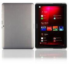 Skinomi Brushed Aluminum Cover+Screen Protector for Samsung Galaxy Tab 2 10.1