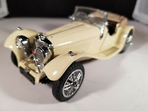 1938 Jaguar SS-100. Franklin Mint.  1:24 Used.  Beautiful.