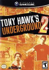 Tony Hawk Underground 2 Nintendo Gamecube Complete