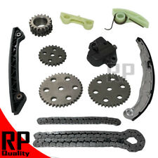 Timing Chain Kit Fits 01-10 Ford Mazda Ranger B2300 2.3L DOHC Timing Tensioner