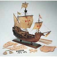 Amati Santa Maria Period Wooden Model Ship Kit 1:65 Scale - 1409