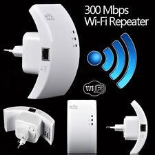 WPS 300 Mbps point accès amplificateur WLAN répéteur réseau amplifacteur WiFi