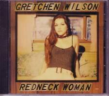 GRETCHEN WILSON Redneck Woman PROMO CD Single SEALED dj