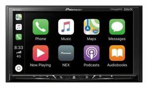 "Pioneer DMH-1500NEX Apple CarPlay Alexa Bluetooth Multi Media Player 7"" Touch"