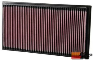 K&N Replacement Air Filter For MERCEDES BENZ CLK430 4.3L V8 1999-00 33-2183